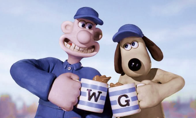 Wallace and Grommit is one of the greatest franchises ever