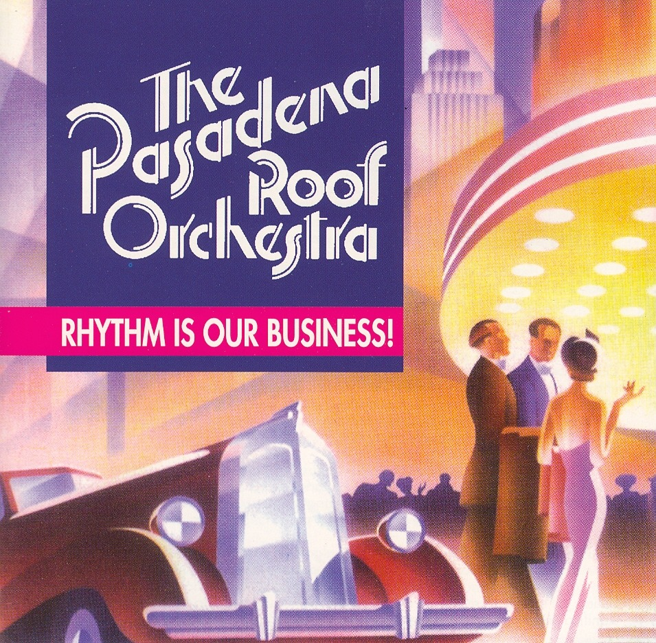 Cover from Rhythm is Our Business