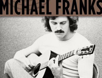 Rhino records Michael Franks cover