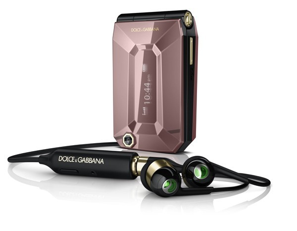 Ugly Dolce and Gabbana music player