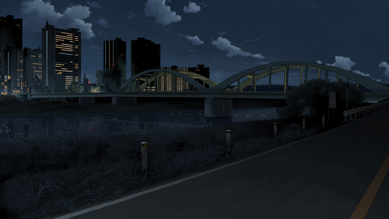Anime bridge screenshot