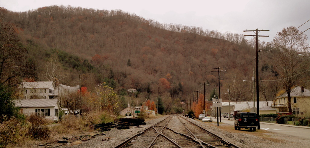 Railway photo in Blackey, Kentucky