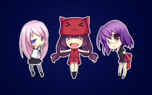 Series of chibi icons by LenArc on DeviantArt