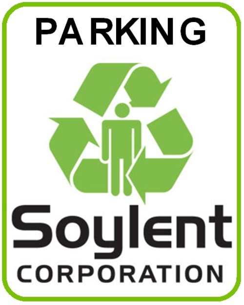Soylent Corporation: Free Human Parking