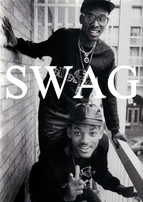 Will Smith with swag