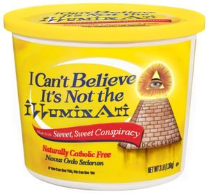 I Can't Believe It's Not The Illuminati!