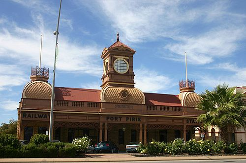 Port Pirie Railway Station and Museum