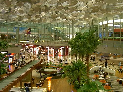 Singapore Changi Airport Terminal 3 by User:Eternal Dragon