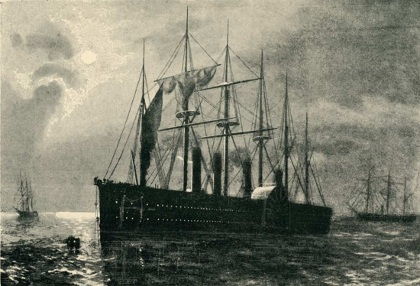 The SS Great Eastern