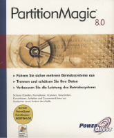 PowerQuest PartitionMagic