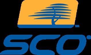 SCO's logo.