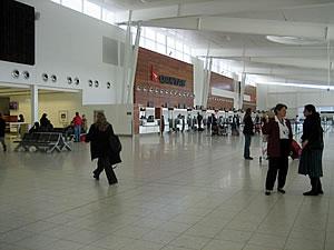 Adelaide Airport Terminal (public domain work)