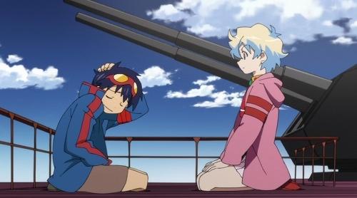 Rubenerd: #Anime Gurren Lagann #13
