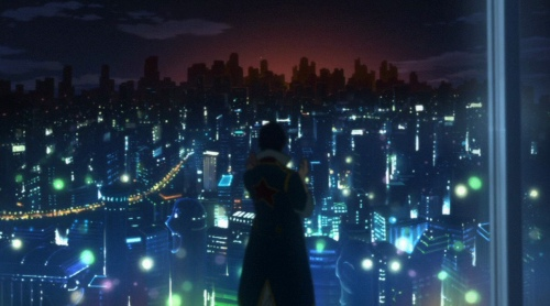 Futuristic City Night Anime | www.pixshark.com - Images ...