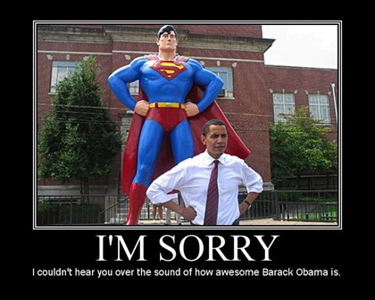 Barack Obama's awesomeness!