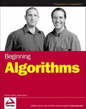Beginning Algorithms, James and Simon