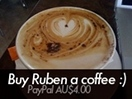 Buy Ruben a coffee!