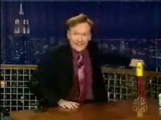 Conan O'Brien's Walker Texas Ranger Lever