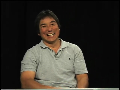 Guy Kawasaki on Cranky Geeks