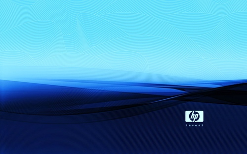 HP desktop background
