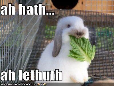Ah Hath a Lettuth