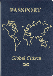 I hold a Global Citizenship passport