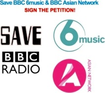 Save the Asian Network and 6Music