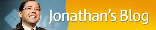Jonathan Schwartz's weblog at Sun Microsystems