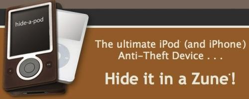 Hide-A-Pod!