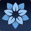 Tumblr's flower logo.