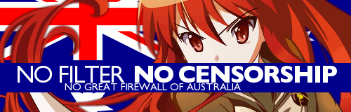 No Filter, No Censorship, No Great Firewall of Australia