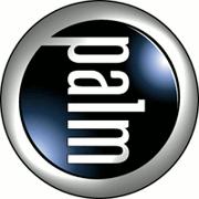 Palm logo.