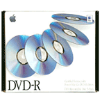 An Apple DVDR