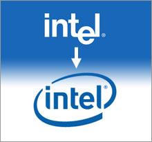Intel Evolution logo.