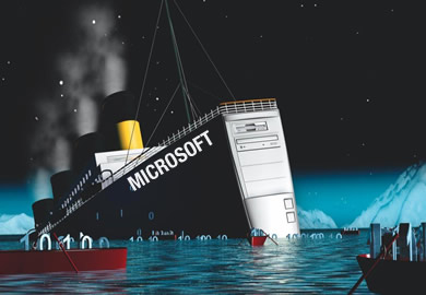 Microsoft Titanic