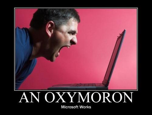 Microsoft Works.