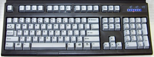 Unicomp SpaceSaver keyboard