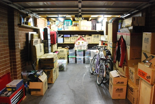 rubenerd the schade family garage of doom