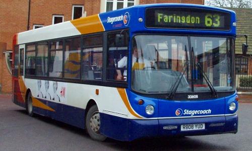 A Swindon based 63 service