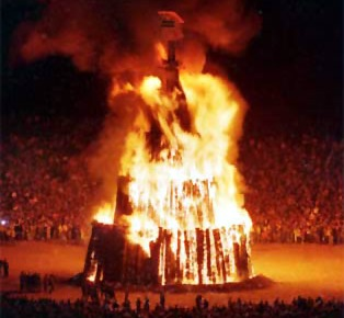 The Aggie Bonfire