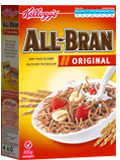 A box of All-Bran