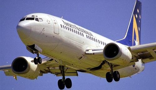 Ansett Australia 737-377