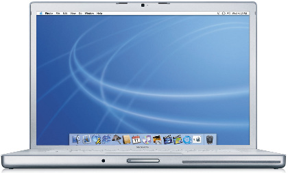 The 2006 Apple MacBook Pro