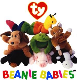 Beanie Babies!