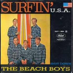The Beach Boys, Surfin USA cover