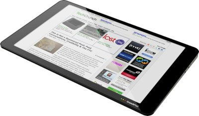 The CrunchPad from TechCrunch