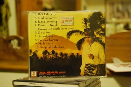 Igor Tamerlan's Bali Ethnicity CD