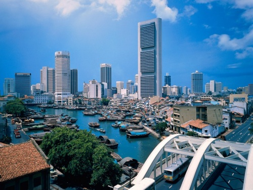 Photo of Singaporefrom the IKB Travel website