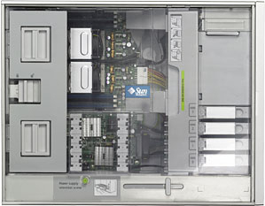Sun Ultra 45 Workstation internals