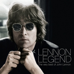 Cover from Lennon Legend
